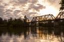 Repton Rail Bridge