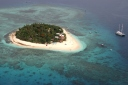 Arial - Beachcomber Island