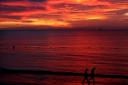 Deanaru Island Fiji Sunset
