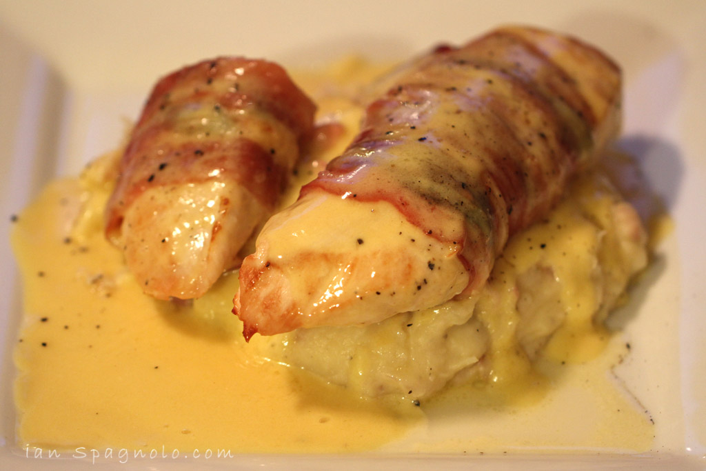 Skinny Chicken Saltimbocca Recipe — Dishmaps