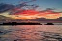 Korora Bay Sunrise Colours