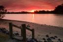 Kalang River Sunset Urunga