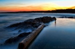 sawtell-pool-sunset