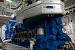 Ocean Shield Engine Room