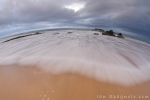 Samyang 8mm Fisheye Beach Test