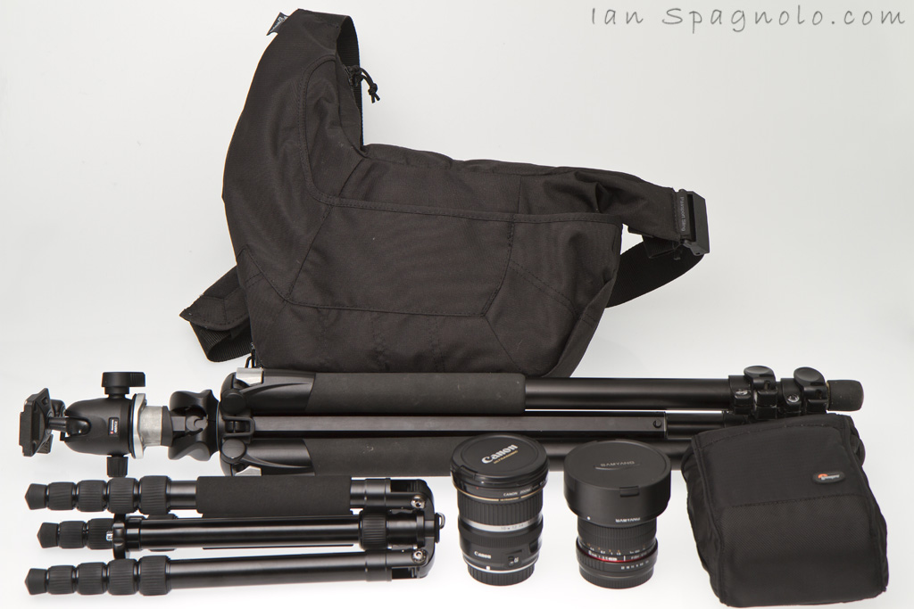 Travel Landscape Kit