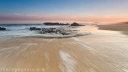Tuckers Rock Sunset