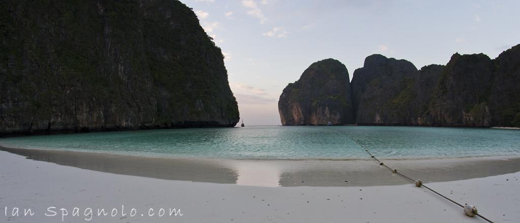 Maya Bay Deserted