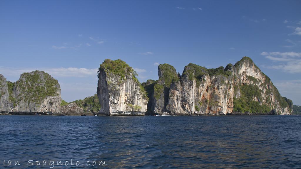 Phi Phi Cliffs