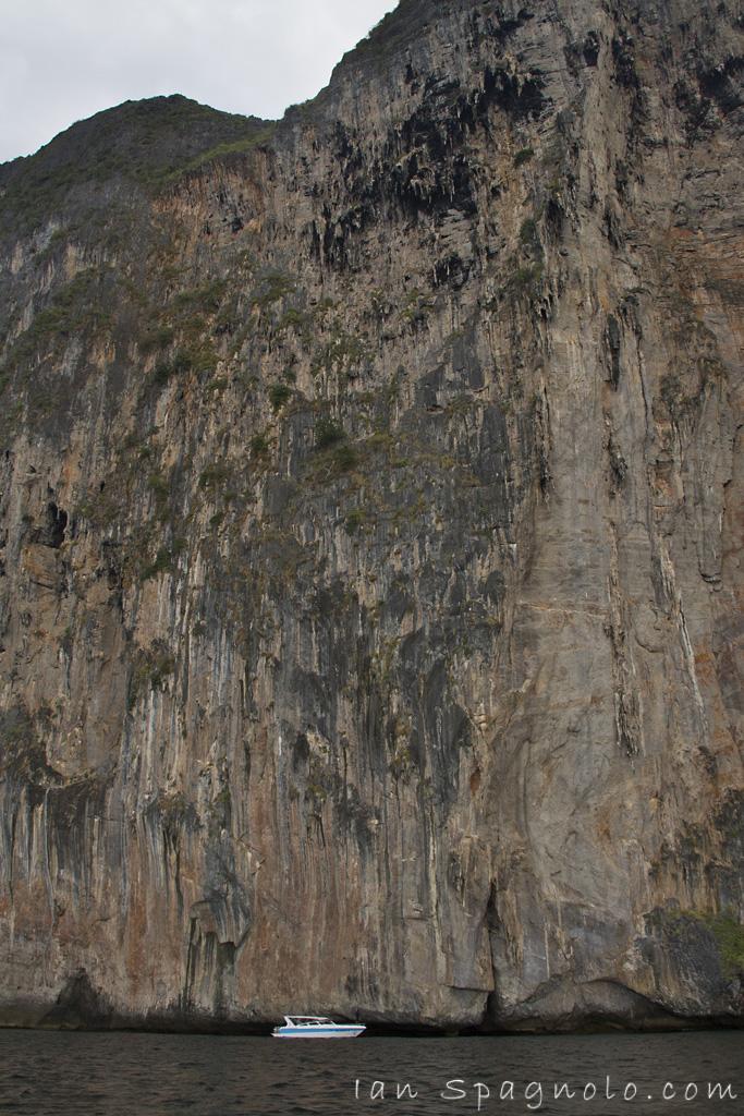 Phi Phi Island Cliffs