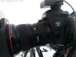 Canon 5D Mk III with a side of ice
