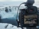 Sneak Peak of Goðafoss - Waterfall of the Gods