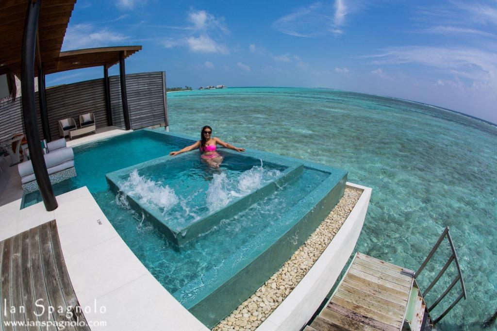 Niyama Overwater Deluxe Pool Villa